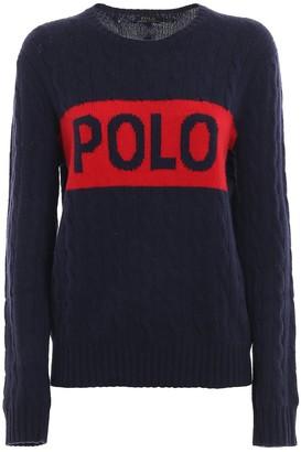 Polo Ralph Lauren Jacquard Logo Sweater
