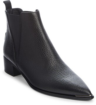 Acne Studios Jensen Short Pointy Toe Boot