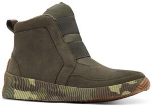 Sorel Women's Out N About Plus Mid Boots Women's Shoes