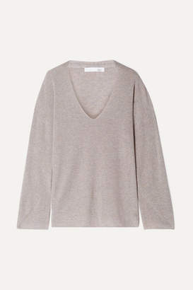 BEIGE Skin - Britta Cotton-blend Pajama Top