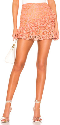 Majorelle Odeza Mini Skirt