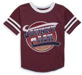 Rowdy Sprout Toddler, Little Boy's & Boy's Johnny Cash Graphic Tee