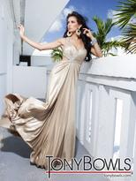 Mon Cheri TB Evenings by Mon Cheri - TBE11261 Dress In Gold