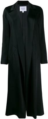 Galvan Sun wrap style coat