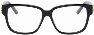 Balenciaga Black Dynasty D-Frame Glasses