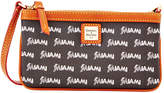 Dooney & Bourke Miami Marlins Large Wristlet