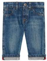Gucci Baby washed denim pant