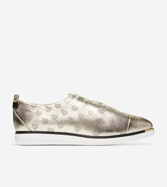 Cole Haan x Rodarte Lace Up Sneaker
