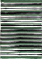 Ralph Lauren Home Racing Point Stripe Indoor/Outdoor Rug, 5' x 8'