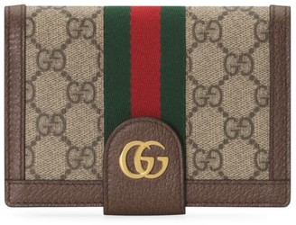 Gucci Ophidia GG Passport Case