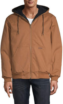 Cherokee Workwear Cherokee Rugged Ducked Canvas Jacket - Big