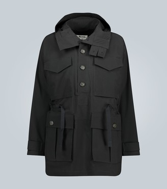 Acne Studios Ostend technical oversized parka