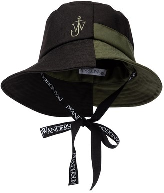 J.W.Anderson Colorblocked bucket hat
