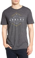Hurley Men's The Liner Logo Graphic T-Shirt