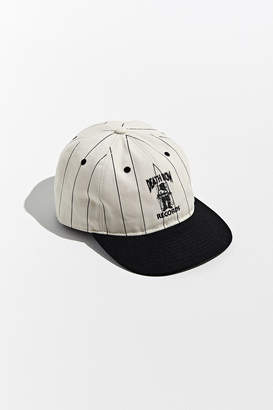 Urban Outfitters Death Row Records Embroidered Snapback Hat