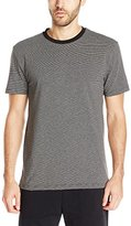 Izod Men's Feedstripe Crew Neck T-Shirt