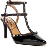 J. Renee Olyvia Too Studded Heel Sandal