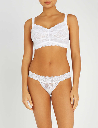 Cosabella Never Say Never Curvy Sweetie lace bra