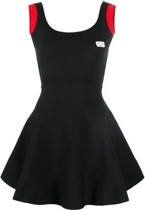 GCDS Full Shape Knitted Dress
