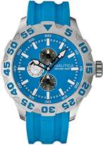 Nautica Men's BFD 100 Multi Strap Multifunction Dial A15579G
