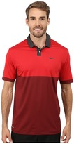 Tiger Woods Golf Apparel by Nike Nike Golf Velocity Jacquared Polo Shirt
