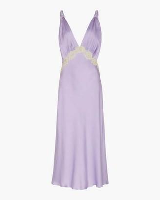 Jonathan Simkhai Kendra Sandwash Charmeuse Slip Dress