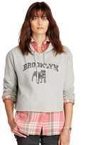 Denim & Supply Ralph Lauren Brooklyn Cropped Hoodie