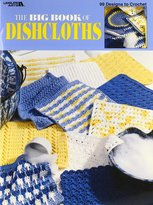 Leisure Arts-The Big Book Of Dishcloths