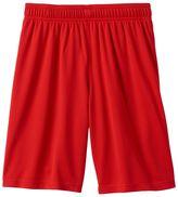 Tek Gear Boys 8-20 Husky Micro-Mesh Shorts