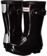 Hunter Original Gloss Rain Boots Kids Shoes