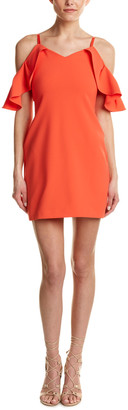 Parker Off-The-Shoulder Sheath Dress