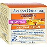 Avalon Intense Defense with Vitamin C Renewal Cream, 2 Ounce