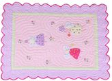 Bacati Fairy Land Reversible Quilt