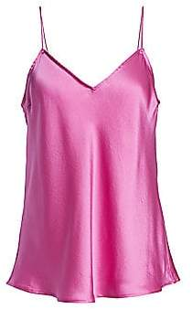 Paige Women's Cicely Silk V-Neck Camisole