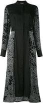 Diane von Furstenberg polka dot dress - women - Silk/Spandex/Elastane - 2
