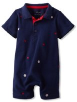 Little Me Baby-Boys Infant Baseball Romper