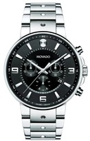 Movado Men's 'S.e. Pilot' Chronograph Bracelet Watch, 42Mm