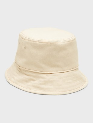 Banana Republic Washed Canvas Bucket Hat