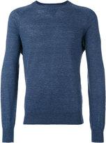 Brunello Cucinelli classic sweatshirt - men - Cotton/Linen/Flax - 50
