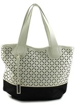Urban Originals Coogee Perforated Tote Women Synthetic Tote.