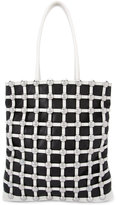 Alexander Wang Cage shopper tote - women - Leather - One Size