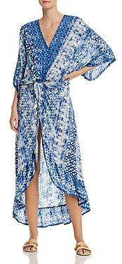 Surf.Gypsy Twist Duster Swim Cover-Up