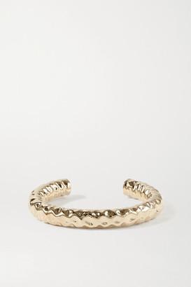 Jennifer Fisher Maeve Gold-plated Cuff