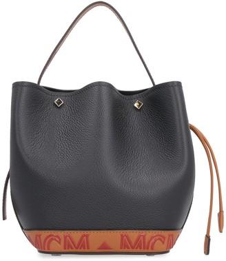 MCM Milano Leather Handbag