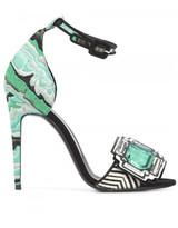 Pierre Hardy 'Mega Gem' sandals