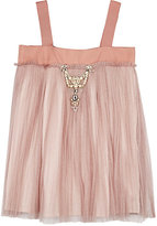 Lanvin EMBELLISHED SLEEVELESS DRESSS