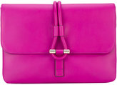 Tila March Romy clutch - women - Leather - One Size