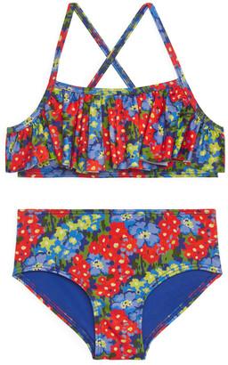Arket Frill Bikini Set