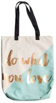 Rosanna Ladies Choice Lettering Tote