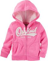 Osh Kosh Oshkosh Girls Hoodie-Toddler